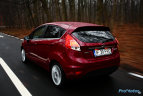 TEST: Ford Fiesta Powershift. Setat pe confort.