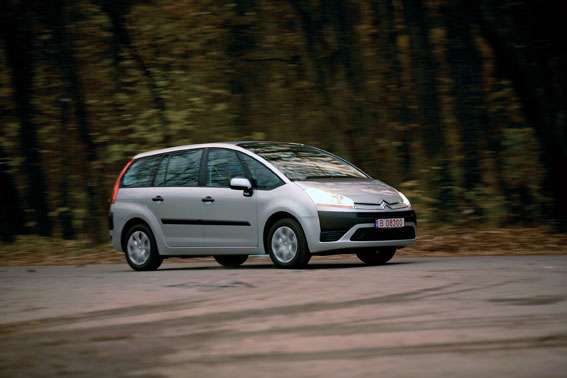 Citroen C4 Picasso - test