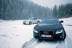 Audi A5 vs BMW Seria 3 Coupe