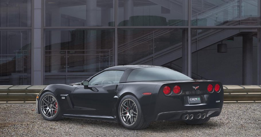 Chevrolet Corvette C6RS by Jay Leno