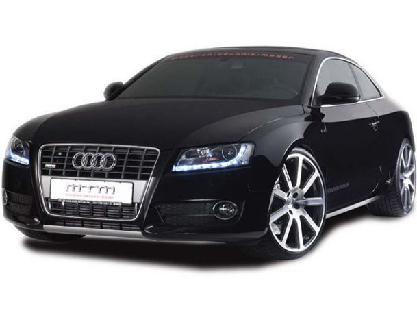Audi A5 3.0 V6 TDI 300 Hp by MTM