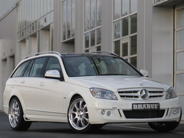 Mercedes C-Class Wagon by BRABUS