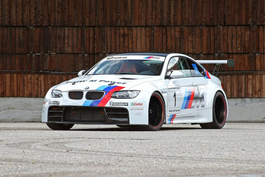 G-Power M3 GT2 R e un BMW Seria 3 cu 720 CP