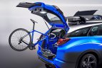 Honda Civic Tourer Active Life Concept, breakul ideal pentru biciclişti