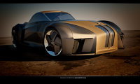 BMW Sports Coupe Concept