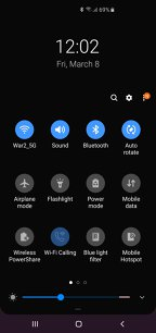 Samsung Galaxy S10+ One UI
