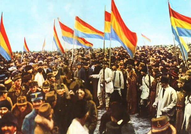 La Mulţi Ani România Imagini şi Documente Ale Marii Uniri