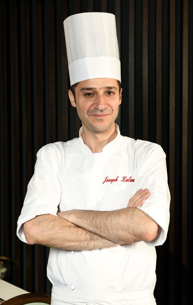 Joseph Kalaani este noul executive chef al Crowne Plaza