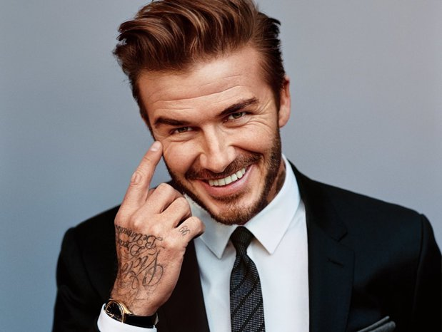 Care este cel mai nou business al superstarului  David Beckham