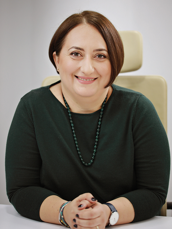 Tineri manageri de top 2018: Emanuela Mazilu-Merer, legal manager, MOL România