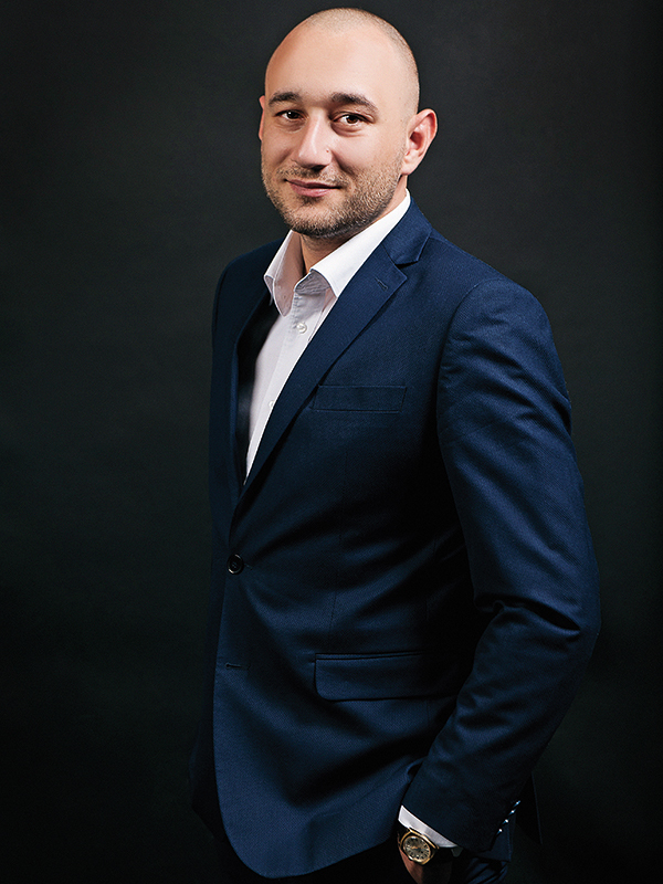 Tineri manageri de top 2018: Marian Olteanu, director general, Gramma Wines