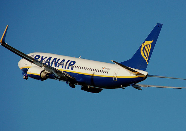 Ryanair va anula vineri 150 de zboruri de pe teritoriul Europei
