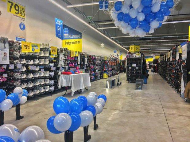 Retailerul francez Decathlon deschide un nou magazin în capitală şi ajunge la o reţea de 23 de spaţii comerciale în România