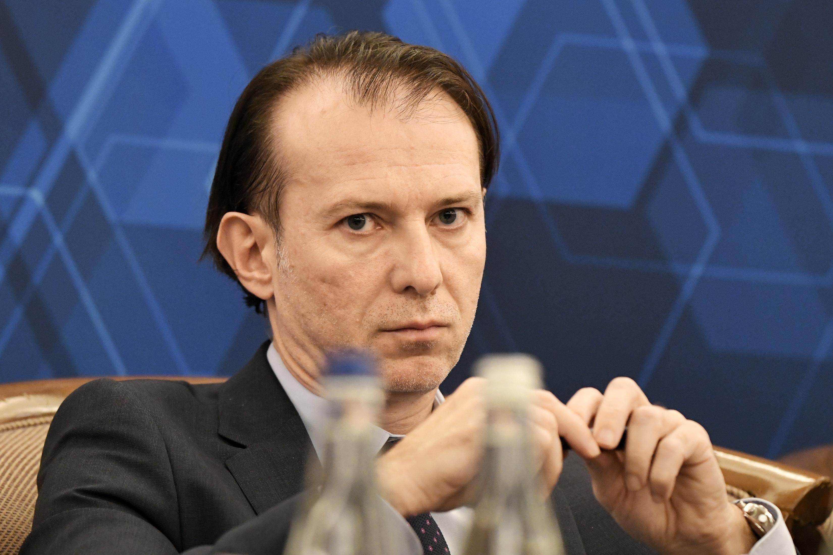 Reacţia premierului Florin Cîţu după decizia CCR asupra majorării pensiilor