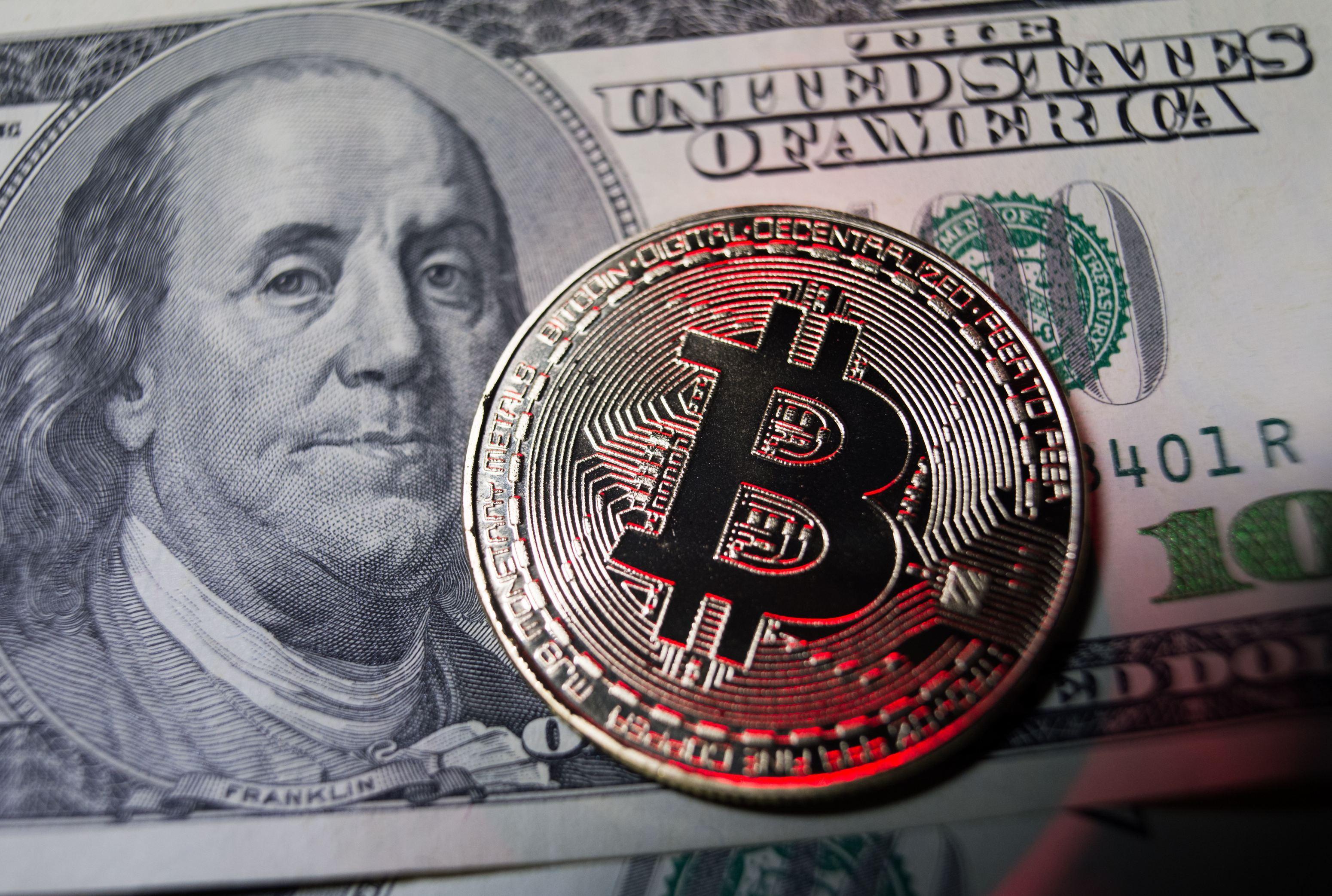 bitcoin valoarea de piață curentă