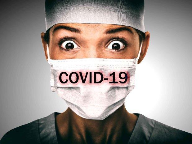 Creştere alarmantă a cazurilor noi de COVID-19 şi al deceselor de luni până marţi