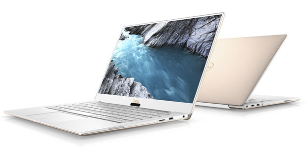 Dell lansează noul model de laptop Dell XPS 13 - FOTO