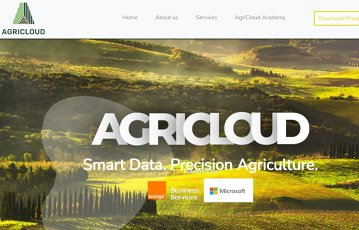 Cum arată viitorul agriculturii: de la nori de ploaie, la cloud. Cum vor putea practica şi fermierii români agricultura de precizie