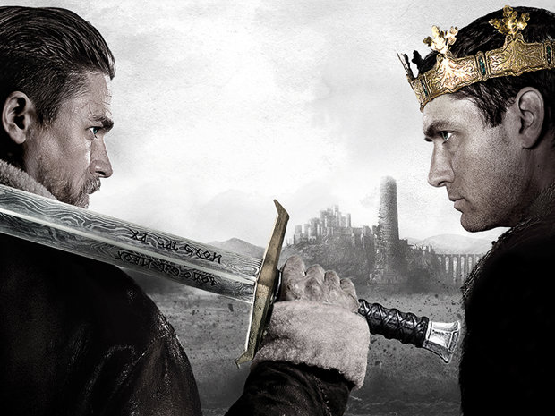 Cronică de film: King  Arthur: Legend of  the Sword