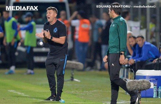 Cum a reacţionat Vergil Andronache după ce Gigi Becali a anunţat că a pus un nou antrenor la FCSB!