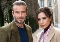 """Fanii cuplului Beckham s-au gândit imediat la divorţ. Situaţie stânjenitoare pentru Victoria Beckham: """"Ai fi fericită dacă ai divorţa de David?"""". Răspunsul: """"Foarte"""""""