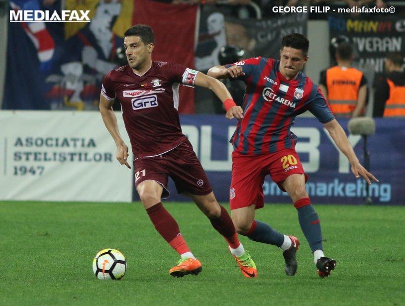 Play Off Ul Ligii 4 Steaua Cs Dinamo 1 1 Academia Rapid