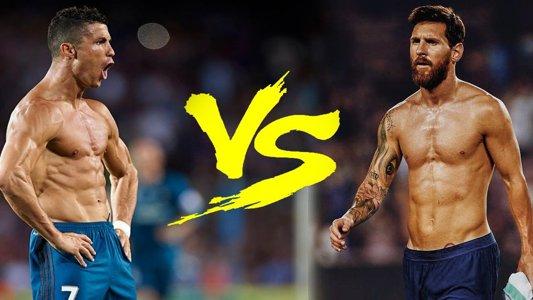 Se dă prietenul lui Messi, dar Cristiano Ronaldo îl AMENINŢĂ direct! RĂZBOI TOTAL declarat de portughez pentru numărul 1 din istoria fotbalului mondial