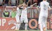 LIVE TEXT | Astra - Gaz Metan 1-0. Bahamboula a deschis scorul la Giurgiu. Medieşenii evoluează în 10 oameni