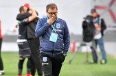 """Mangia îi bagă pe olteni în şedinţă: """"Trebuie să vorbesc cu ei. Cred că este cel mai slab meci de când sunt eu în România"""""""