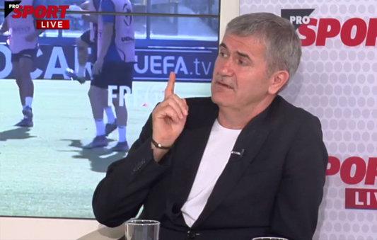 """Iftime a turbat după meciul cu Dinamo! Atac violent la arbitru: """"Cine-l dă cu capul de zid!"""""""