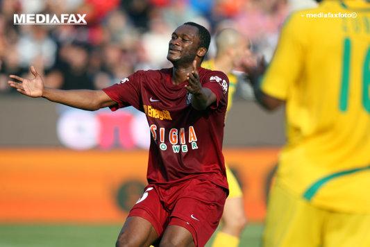 ATUNCI şi ACUM | Îl mai ţineţi minte pe Yssouf Kone, atacantul cu goluri în Liga Campionilor pentru CFR Cluj? Cum arată acum omul pentru care campioana a plătit un milion de euro în 2008 | FOTO