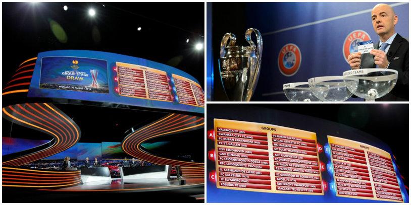 UEFA a schimbat regulile de calificare în cupele europene