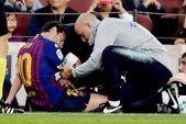 BREAKING NEWS: E oficial, Messi ratează El Clasico! Barcelona a anunţat cât de gravă e accidentarea lui Leo şi cât va lipsi de pe teren