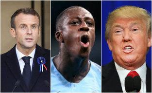 Acest francez face furori, după ce a intervenit în conflictul dintre Trump şi Macron! Cum i-a închis gura preşedintelui SUA