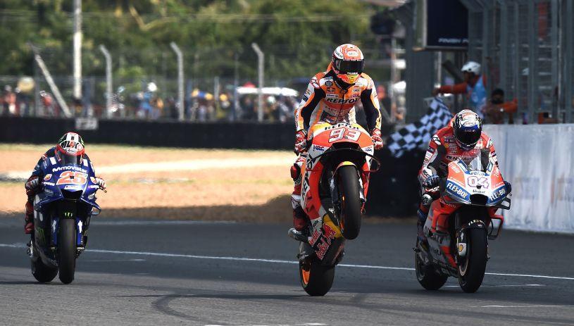Marc Marquez se poate încununa campion mondial! MotoGP are loc în Japonia! Ce post transmite cursa