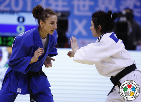 FOTO: International Judo Federation