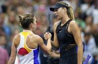 Imaginea articolului Scandal la Australian Open! A fost bătaie de joc. Maria Şarapova nu s-a mai putut abţine şi a sărit ca arsă. Ce mesaj i-a transmis Simonei Halep