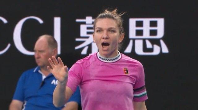 """Simona Halep nu se aştepta la un asemenea atac. Victoria de la Australian Open, """"umbrită"""" cu vorbe grele: """"S-a ajuns. Nu e în regulă!"""""""