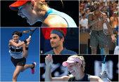 """Federer, la un set de eliminare! Cilic e OUT. Şocul turneului: KO în 56 minute şi Simona scapă de o rivală în cursa pentru #1. """"Masha"""", pe 'fărASHleigh': Barty, victorie EPICĂ la Şarapova. Kvitova, zid în faţa Anisimovei. Ziua a 7-a de Australian Open, în 6 repere"""