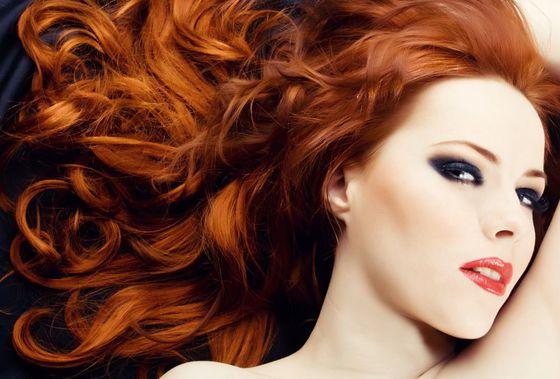 Păr Roşcat Arămiu Cum Se întreţine Cui I Se Potriveşte
