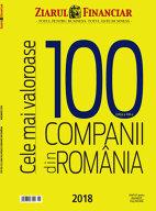 E-Paper: Cele mai valoroase 100 companii din România 2018