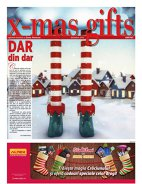 E-Paper: X-mas gifts Decembrie 2018