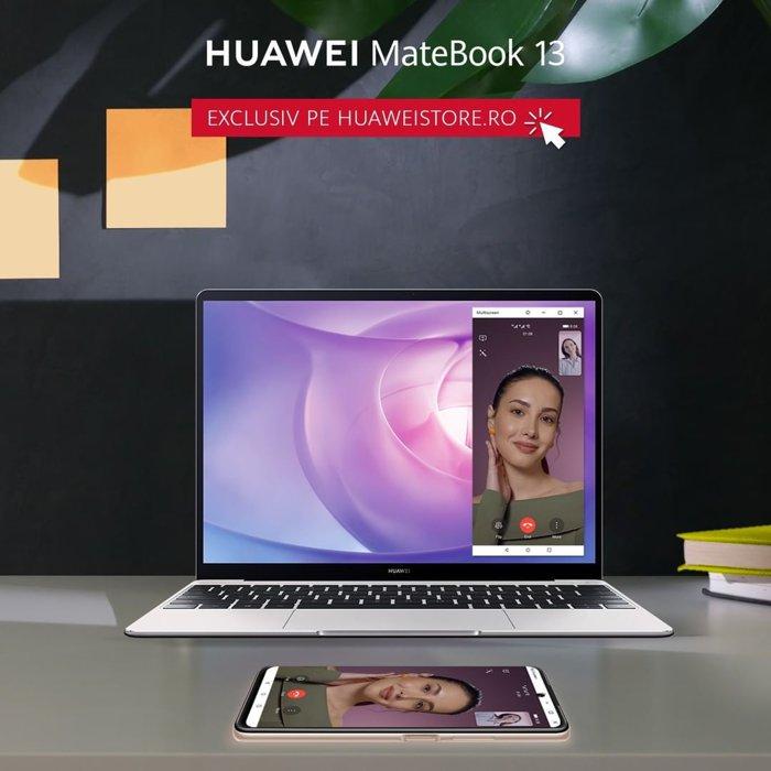 Portabilitate şi conectivitate la un preţ accesibil: O zi din viaţa unui antreprenor alături de HUAWEI MateBook D15