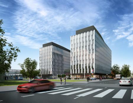 Au bani de proiecte în România: suedezii de la Skanska au vândut cu 160 mil. euro două proiecte de birouri în Polonia