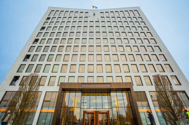 P Compania Iulius A Inaugurat O Nouă Clădire De Birouri în