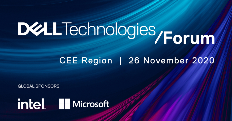 Cel mai important eveniment de tehnologie al anului: Dell Technologies Forum 2020